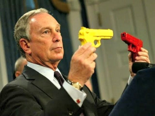 Michael Bloomberg Donating 80 Million for Congressional Gun Control Candidates