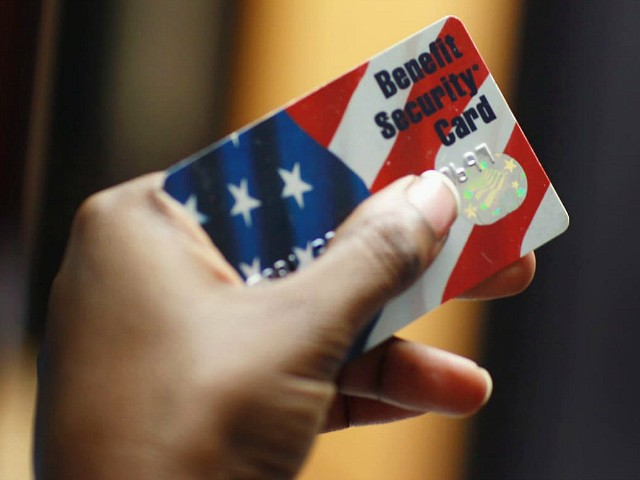 Food Stamp Enrollment Dips to Lowest Level in 8 Years