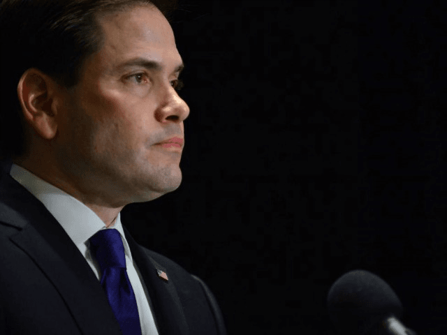 Sen. Marco Rubio Goes After China for 'Systematically Executing' What Soviet Union Couldn't