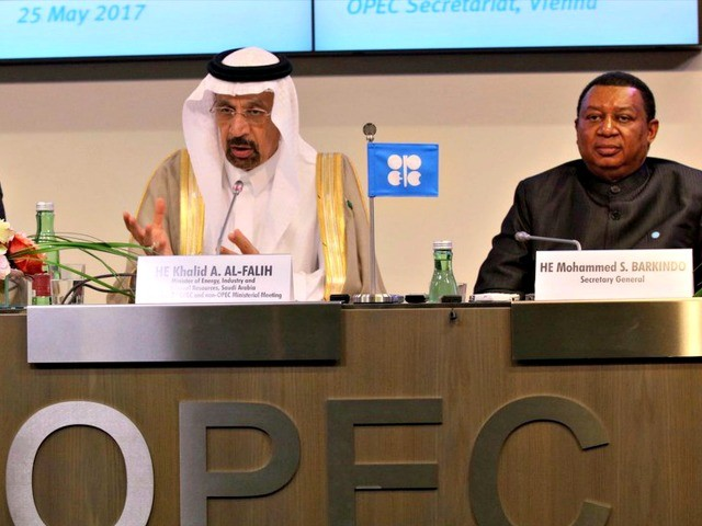 Marcus: Trump's Courage Could Free U.S. from OPEC