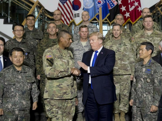 U.S. Forces in Korea: 'No Updated Guidance' on Joint Exercises