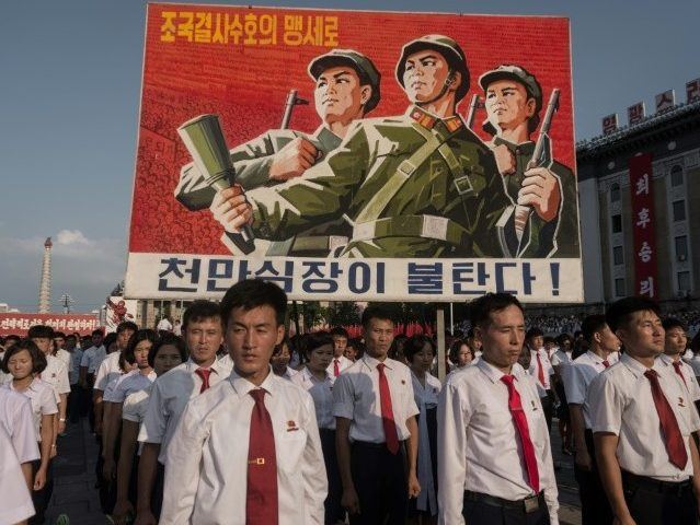 North Korea Cancels Annual 'Victory in the Fatherland War' Anti-American Rally