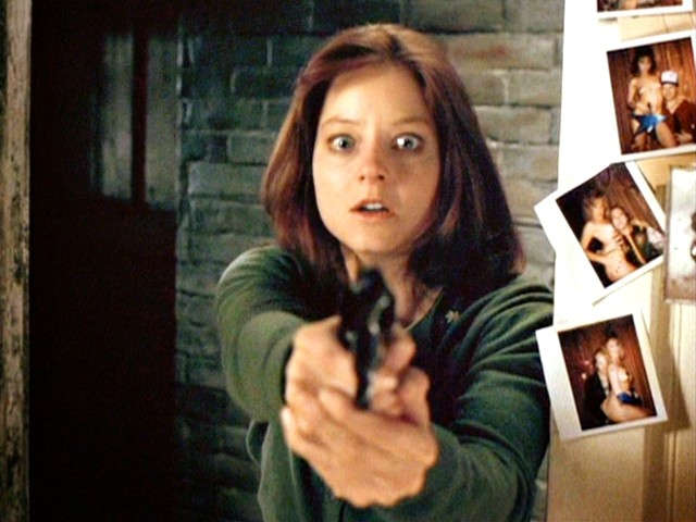 Jodie Foster Is 'Much More Comfortable Having Robots' Own Guns
