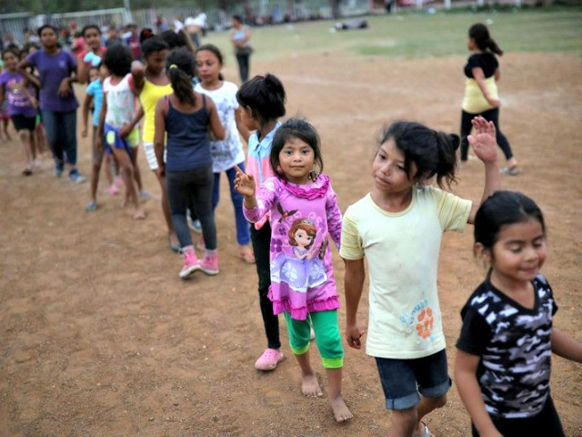 Child Border Crossers Have Higher Standard of Living than 13M Impoverished American Children
