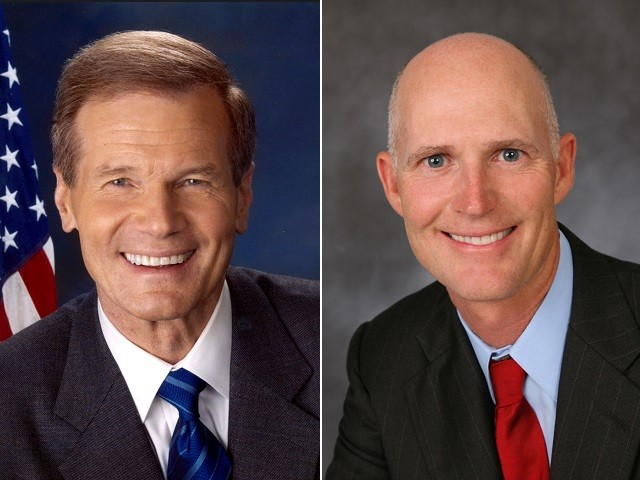 Polling Mixed on Florida Senate --- CBS News-YouGov: Scott +5, NBC News-Marist: Nelson +4