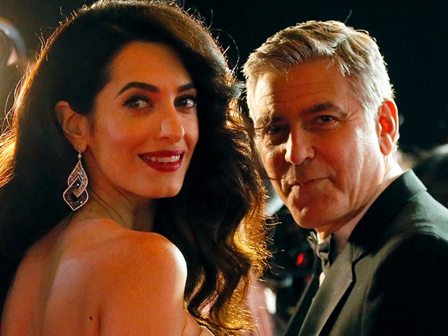 George and Amal Clooney Donate $100,000 to Fight Trump's Immigration Enforcement