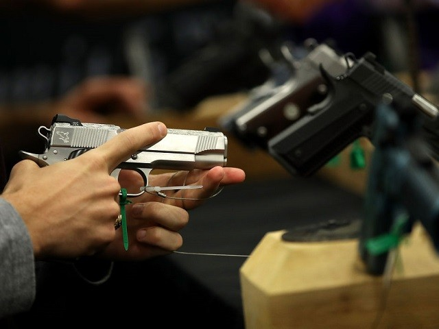 Democrats Push Licensing, Registration of Semi-Automatic Handguns, Rifles
