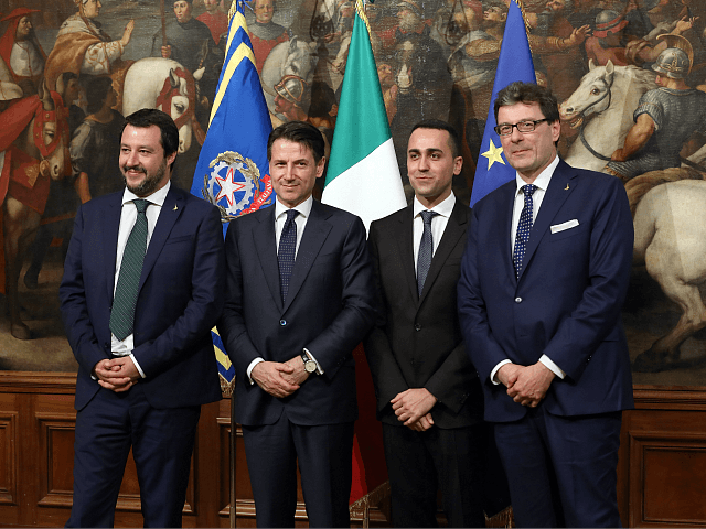 Italy: Western Europe's First Populist Government Starts Business, Will Outline Agenda to Parliament