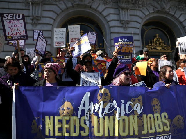Supreme Court: Mandatory Public Union Dues Violate First Amendment