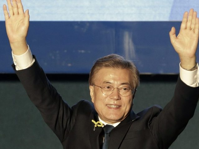 President Moon's Party Wins Big in South Korean Elections