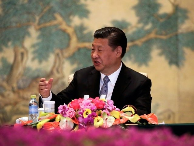 Chinese President Xi Jinping Pushes 'World of Harmony' in Foreign Policy Speech