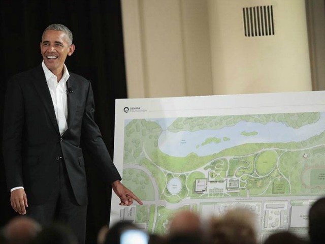 Report: Obama Presidential Center to Cost Taxpayers Nearly $200 Million