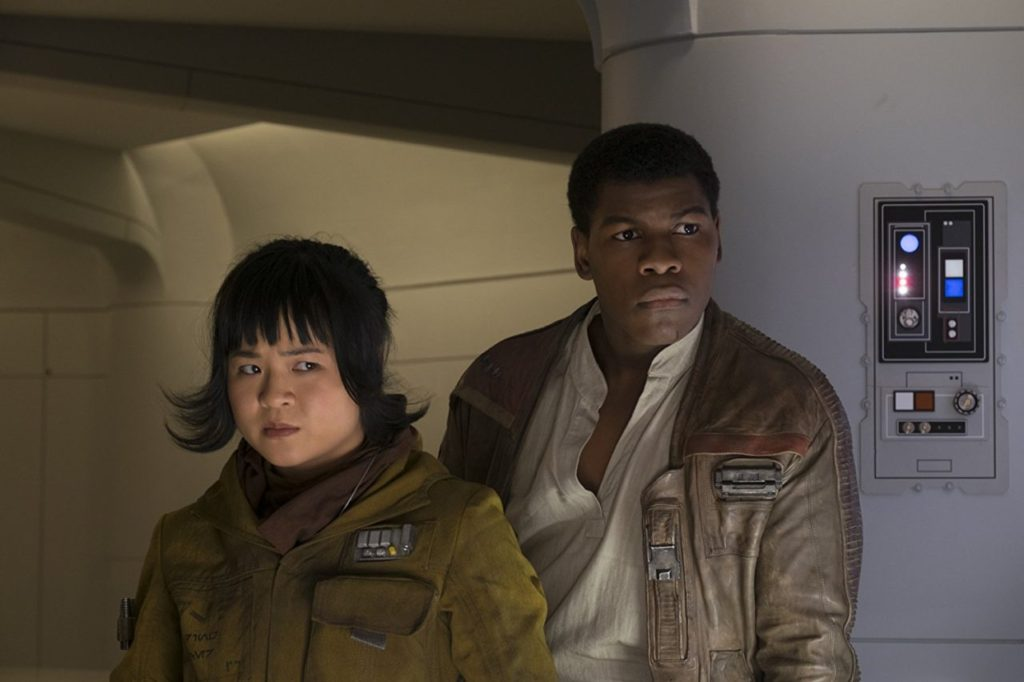 'Star Wars: The Last Jedi' Actress Kelly Marie Tran Leaves Instagram Following 'Harassment'