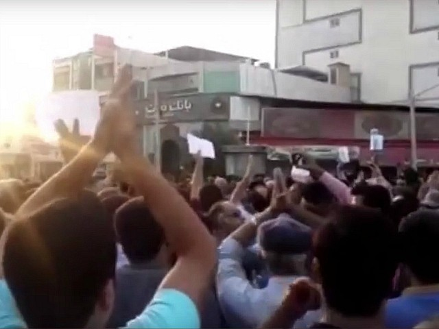 'We Want Water': Renewed Water Protests Sweep Iran