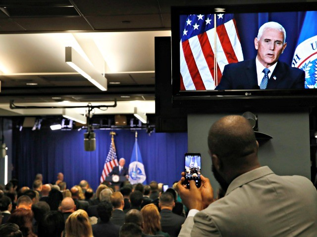 VP Pence: White House Stands with ICE 100%