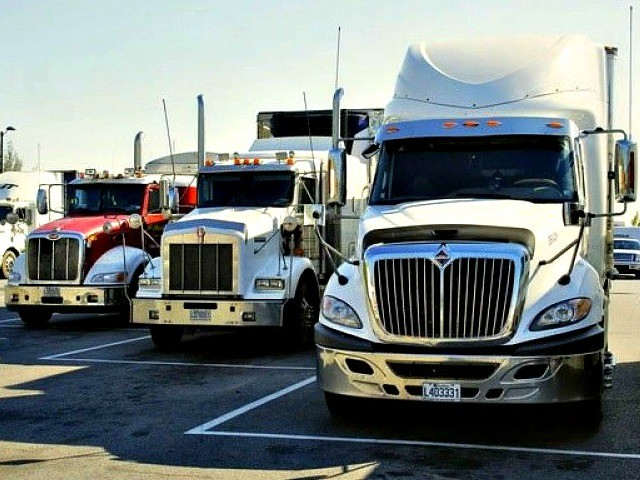 WashPost: Truckers' Rising Wages Are 'Economic Threat'