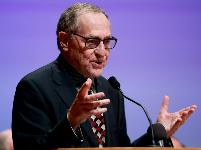 Dershowitz: If I Were Defending Clinton, I'd Be 'the Hero' of Martha's Vineyard