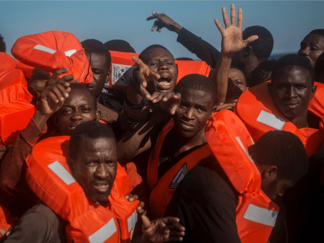 NCA: 700,000 Migrants in Libya Waiting to Board Boats to Europe