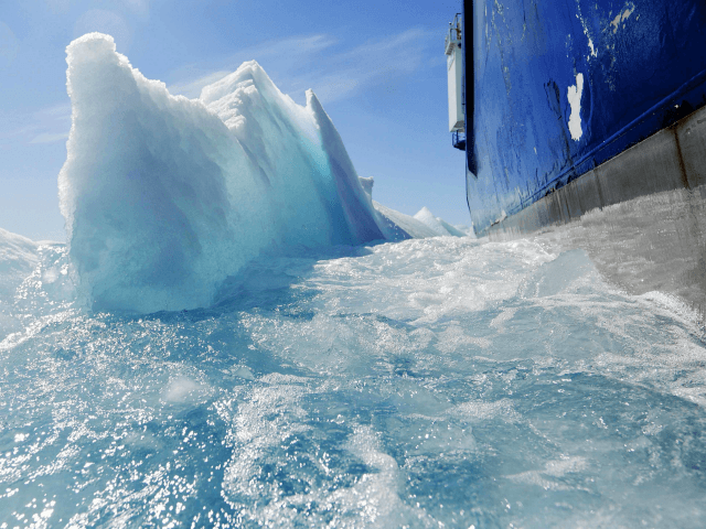 Summer Sea Ice Is Causing Havoc for Shipping in the Arctic