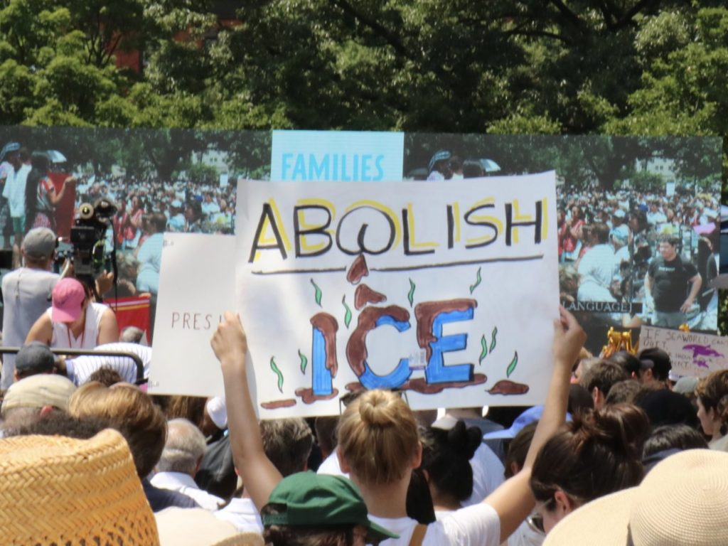 Poll: Half of Democrats Say No ICE Deportation of Illegals with U.S.-born Children