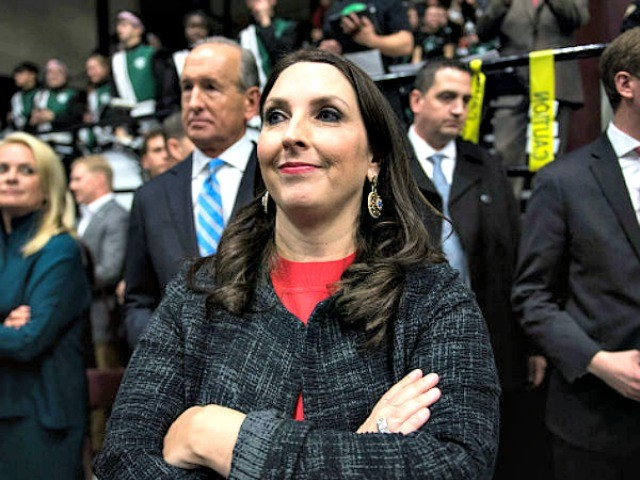 GOP Chairwoman Ronna McDaniel: Twitter Ignored Our Letter