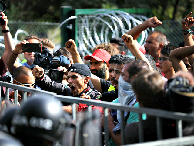 Exclusive - Hungarians Warn U.S. Illegal Migration Can't Be Controlled Without 'Strong' Border