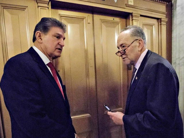 Manchin Tells Schumer to 'Kiss My You-Know-What' on Supreme Court Vote