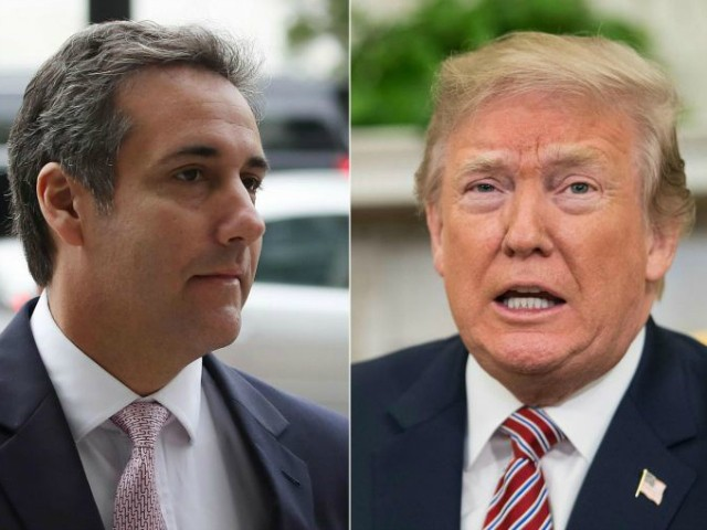 Trump Reacts to Cohen Recording: 'Your Favorite President Did Nothing Wrong!'