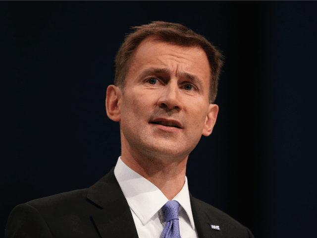 May Loyalist Jeremy Hunt Named as Foreign Secretary