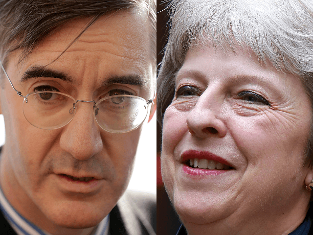 Leading Brexiteer Rees-Mogg: I Will Vote Against Prime Minister's 'Misfounded' Brexit Plan
