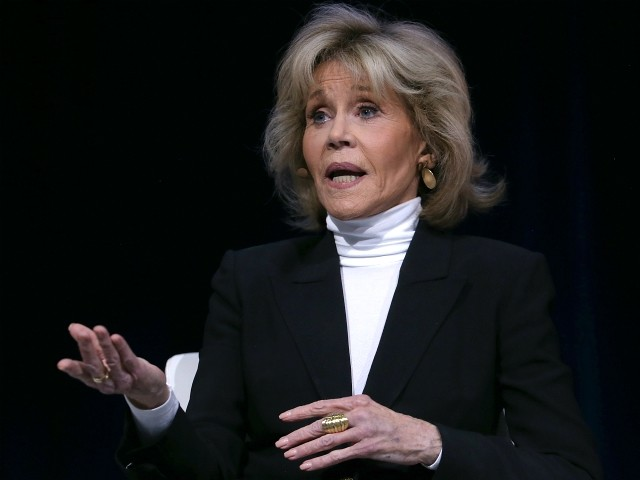 Jane Fonda: Kavanaugh Confirmation 'Will Be a Catastrophe'