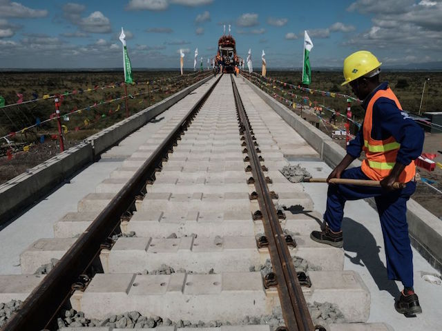 World View: China's Railway Contractor in Kenya Accused of 'Neo-Colonialism, Racism and Blatant Discrimination'