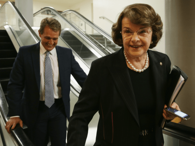 Report: Dianne Feinstein Will Skip Endorsement of California Democratic Party