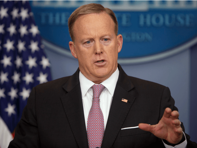 Sean Spicer: Someone Put My House for Sale on Zillow When I Was Press Secretary