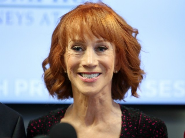 Kathy Griffin: 'Trump Will Drop to His Knees and Blow' Turkey's President