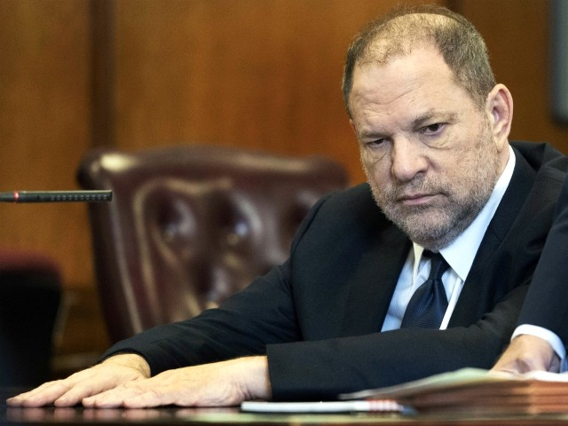 Harvey Weinstein Charged with Forcible Sex Act By Third Woman