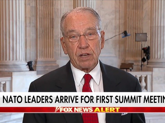 Grassley: 'Five or Six' Dems Will Support Kavanaugh If GOP Gets to 50 Votes