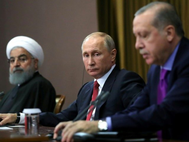 Putin to Meet Iran's Rouhani, Turkey's Erdogan in Tehran for Syria War Talk
