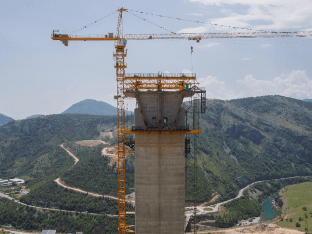 China's Debt Imperialism Behind Montenegro's 'Highway to Nowhere'