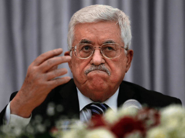 Abbas Warns 'Fateful and Dangerous' Measures In The Works