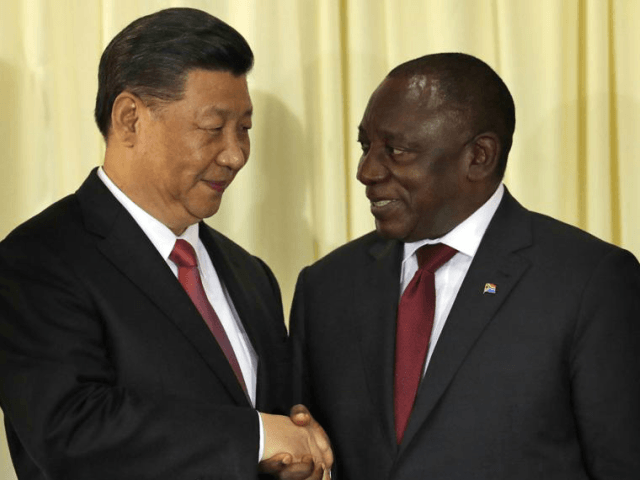 Xi Jinping Inks Million-Dollar South African Deal on Eve of BRICS Summit