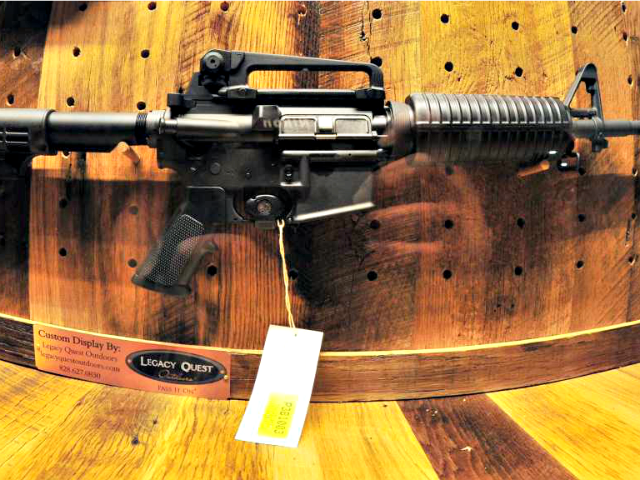 Report: CA 'Bullet Button Assault Weapons' Having Problems as Registration Deadline Looms