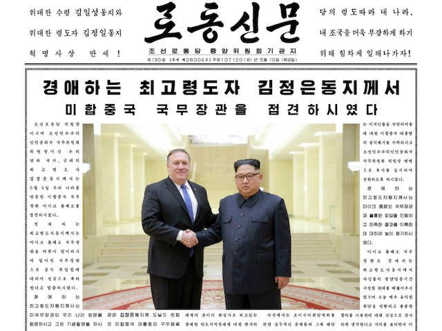 SOS Mike Pompeo Back to North Korea on July 5