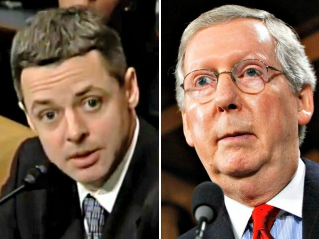 Mitch McConnell Pushing Ray Kethledge for Supreme Court to Appeal to Establishment Republicans, Not Conservatives