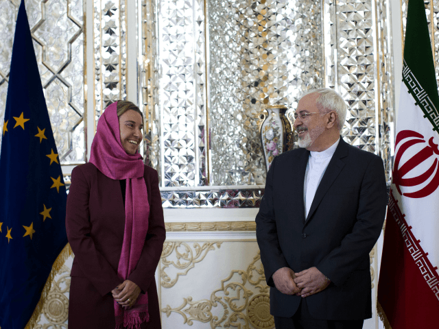 Iran FM Tells E.U. to Work Harder (and Send Money) for Middle East Peace