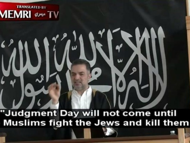 Watch - 'No Judgement Day Until Muslims Slay the Jews': Danish Imam on Hate Speech Charges