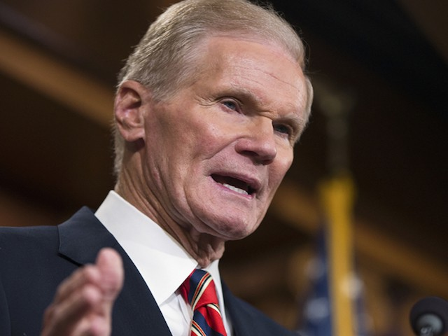 Sen. Bill Nelson: 3-D Gun Printing Files Should Be Banned Because Bombs
