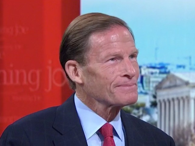 Dem Sen Blumenthal: 'Americans Should Be Really Angry' About Trump's 'Consciously and Purposely Inflicted Cruelty' on Immigrants