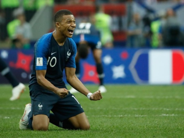 France Beat Croatia to Win World Cup After Moscow Thriller