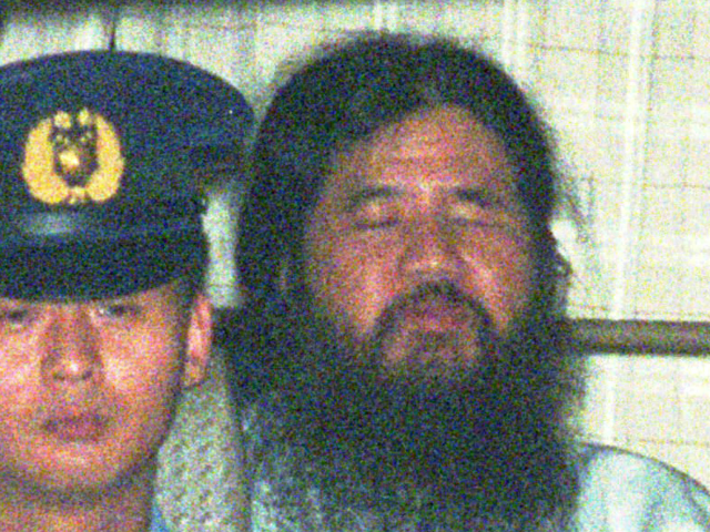 Japan Executes Doomsday Cult Leader for 1995 Nerve Gas Attack